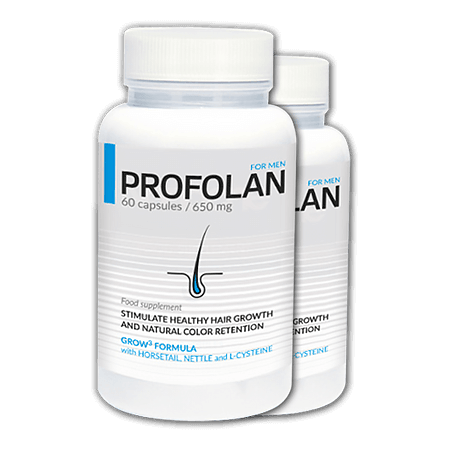 PROFOLAN is an effective way to get rid of the problem with baldness! The product brings clear and desired results!