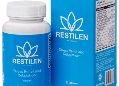 Restilen helps you manage stress fruitfully. It will reduce the feeling of anxiety and nervousness!